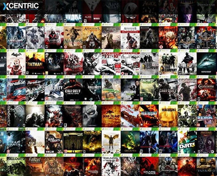 Xbox One Games In Pakistan Now!
